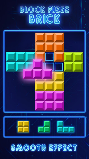 Brick Block Puzzle Classic 2020 screenshots 3