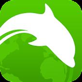 ドルフィンブラウザ:最速&フラッシュ対応の無料ウェブブラウザ
