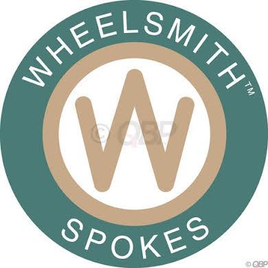 Wheelsmith 2.0/1.7 Silver Spoke Blanks - Bag of 50