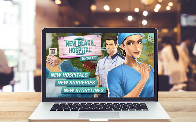 Operate Now: Hospital HD Wallpaper Game Theme
