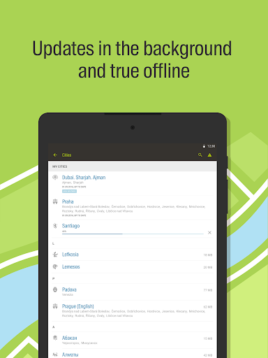 2GIS: directory & navigator screenshot 12