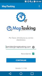 MapTasking - náhled