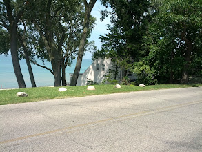 Photo: Lakeshore Dr. Long Beach, IN