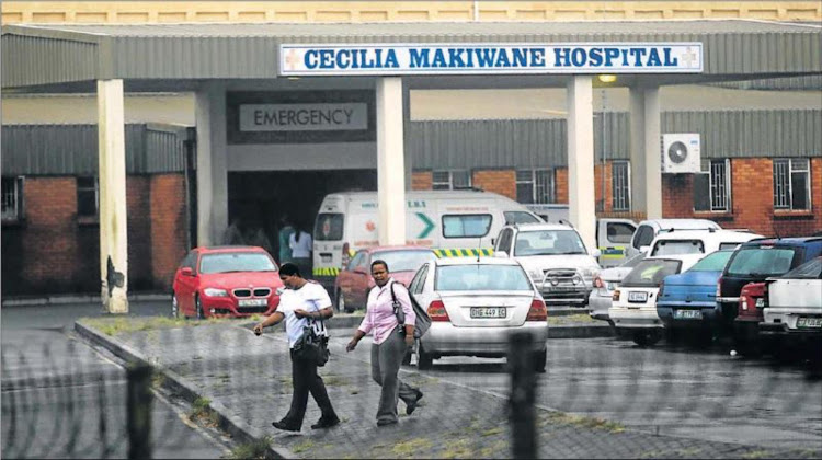 Cecilia Makiwane Xhobani security guards are back at work