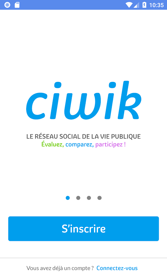 Ciwik- screenshot