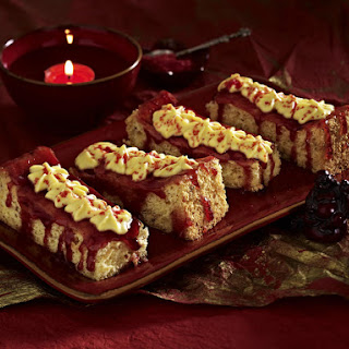 Chili Hazelnut Cake.