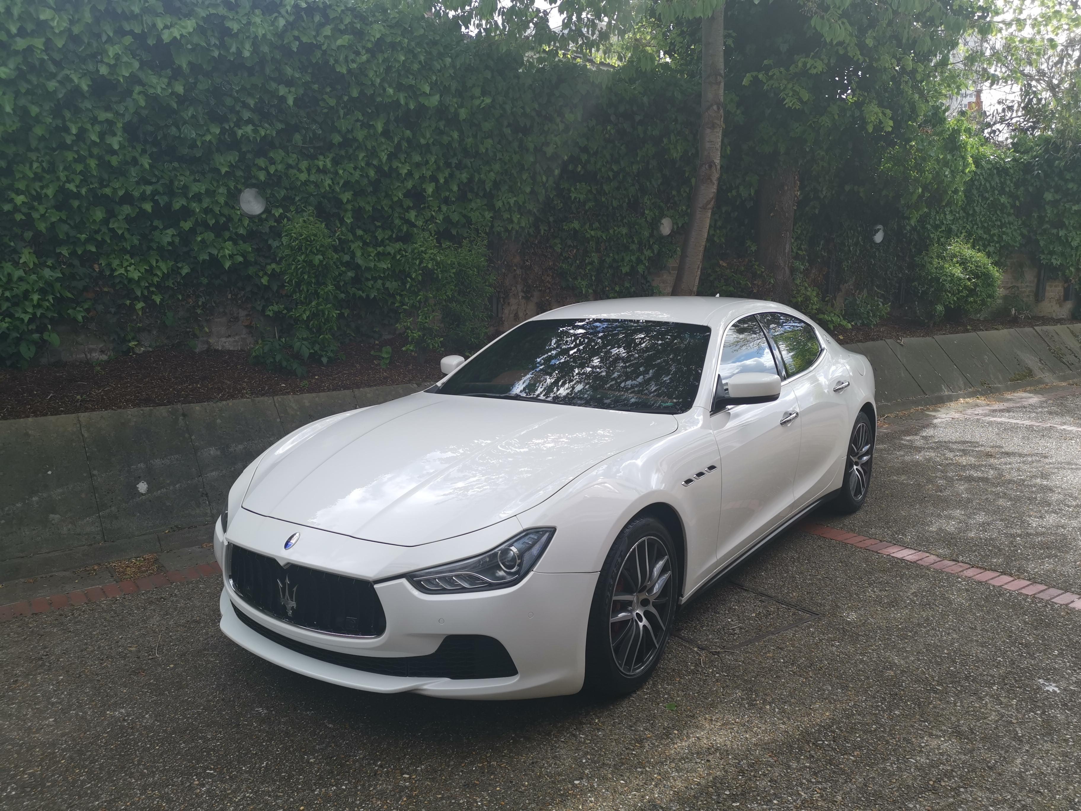 Maserati Ghibli Hire London