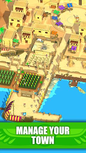 Idle Egypt Tycoon screenshots 1
