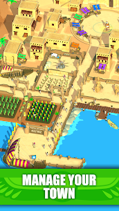 Idle Egypt Tycoon MOD (Free Purchase/Upgrade) 1
