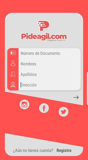 Pide Agil screenshot 1