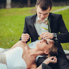 Wedding photographer Zhenya Foks (tonycraft). Photo of 21.07.2014