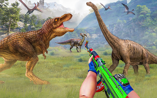 Wild Animal Hunt 2020: Dino Hunting Games  screenshots 12