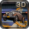 Classic Cars 3D City Stunts icon