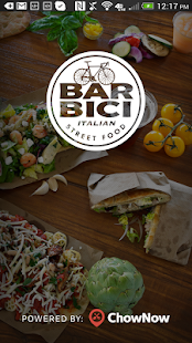 BarBici Italian Street Food- screenshot thumbnail