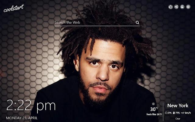 J. Cole HD Wallpapers Hip Hop Music Theme