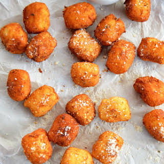 Homemade Tater Tots {Leftover Recipe}.