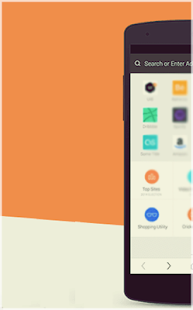 App Mini CC Browser - Lite Browser APK for Windows Phone