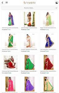 Triveni Ethnics Shopping App screenshot 11