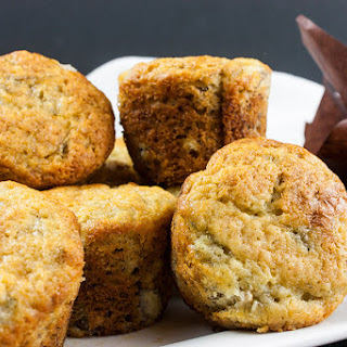 Best Ever Banana Muffins.