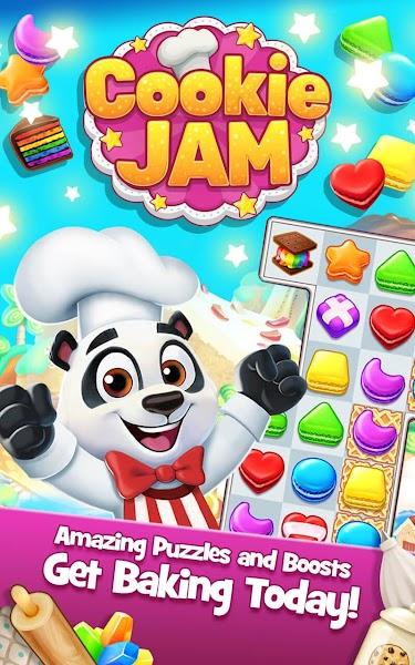 Cookie Jam v6.20.212 (Mod)