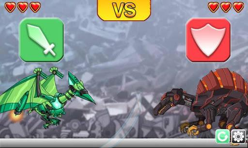 Combine! Dino Robot-MagmaSpino 1.2.1 screenshots 3