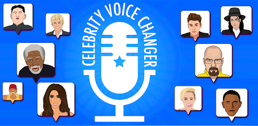 Celebrity Voice Changer Lite - by HatsOffApps