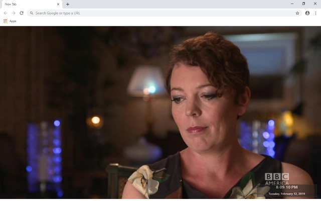 Olivia Colman New Tab & Wallpapers Collection