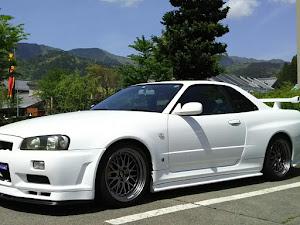 スカイラインGT-R R34 標準車 前期 1999年式のカスタム事例画像 TAKASHIさんの2019年07月12日21:43の投稿