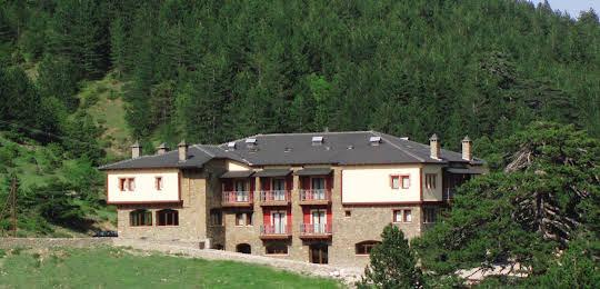 Vasilitsa Spa Resort