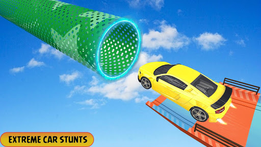 Extreme Car Stunts:Car Driving Simulator Game 2020 filehippodl screenshot 5
