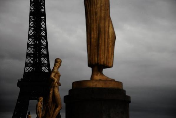 Trocadero - Paris di vitruviano78