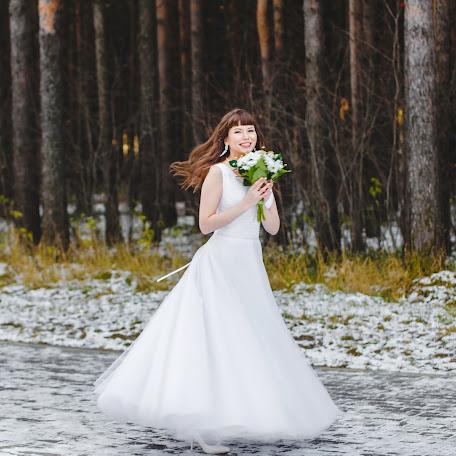 Свадебный фотограф Татьяна Чикурова (bahtina1987). Фотография от 12.11.2017
