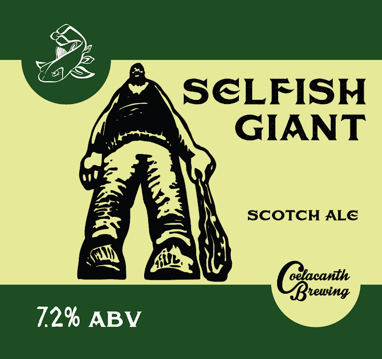 Logo of Coelacanth Selfish Giant