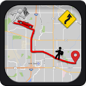 GPS Personal Route Tracking