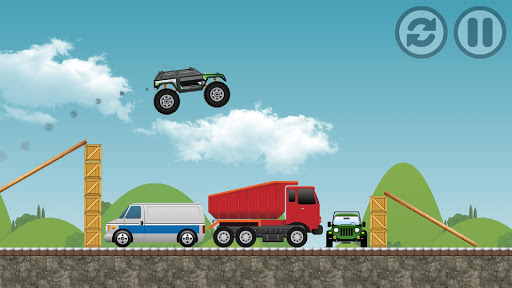 Code Triche Crazy Truck apk mod screenshots 5