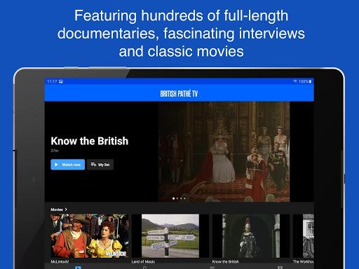 British Pathé TV screenshot 7