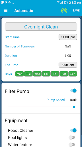 SplashMe | Smart Pool Automation Controller 1.4.4 Screenshots 19