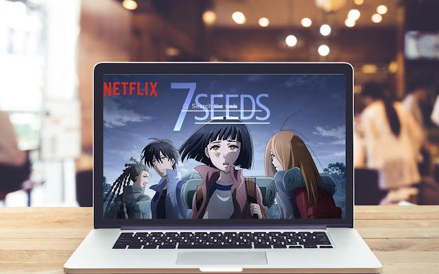 7SEEDS HD Wallpapers Netflix Theme