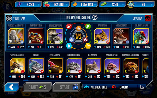 Jurassic Worldu2122: The Game 1.45.1 Screenshots 20