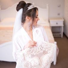 Wedding photographer Anna Minchukova (Anna122). Photo of 13.05.2018