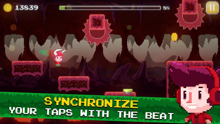 Beat Rush - screenshot