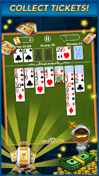 Solitaire - Make Money Free apk screenshot