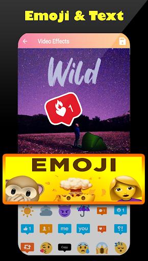 Video star editor ⭐  Pro video & photo editing screenshot 3