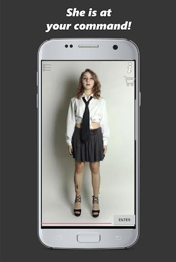 Pocket Girl - Virtual Girl Simulator 8.0 screenshots 2