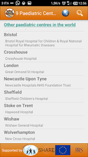 Paediatric Rheumatic Diseases- screenshot thumbnail