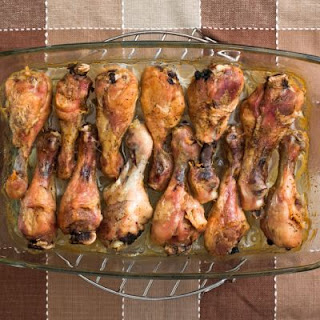 Classic Homestyle Baked Chicken