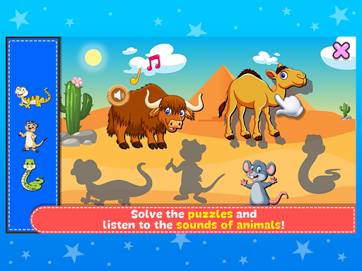 Coloring & Learn Animals - Kids Games screenshots 11