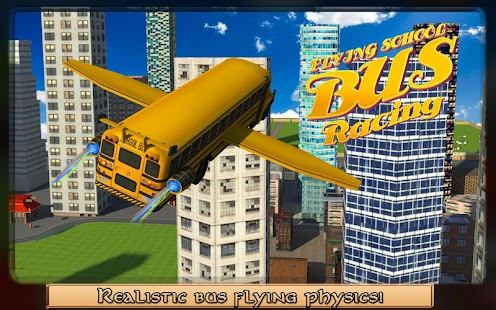 the flying school bus book