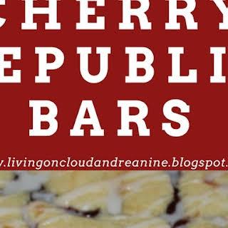 CHERRY REPUBLIC BARS.