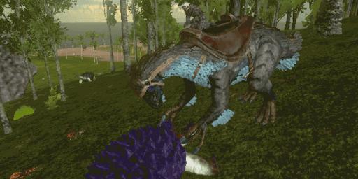 テリジノサウルス_収穫